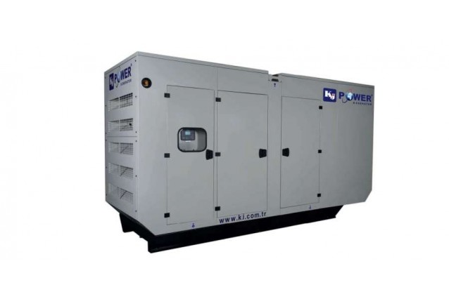 Дизельный генератор 5KJA 50ASB