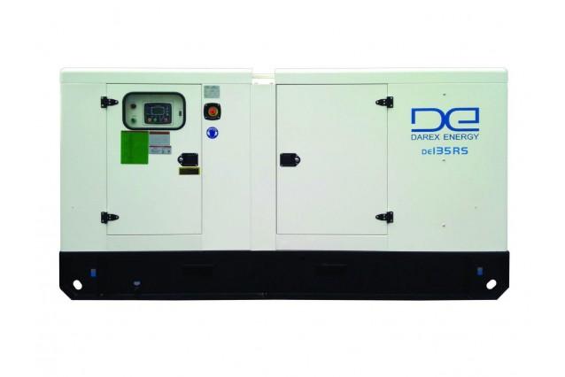 Дизельный генератор DE 135RS 108 кВт (Оцинкованный)