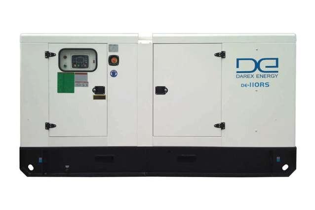 Дизельный генератор DE-110RS-Zn  80 кВт (оцинкованный)