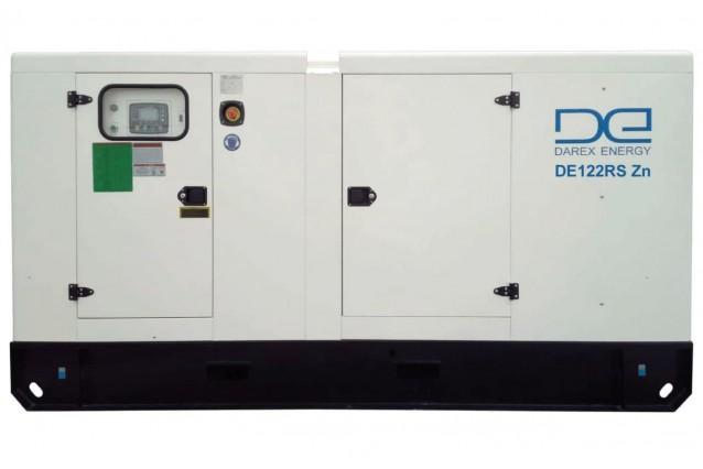 Дизель-генератор DAREX-ENERGY DE122RS Zn