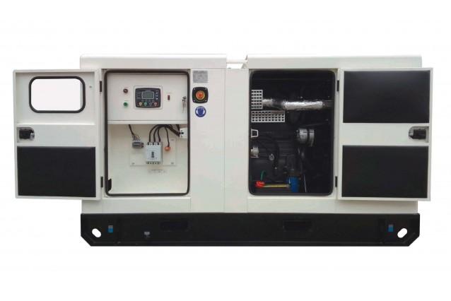 Дизельный генератор DE-12RS-Zn 8,8 кВт (оцинкованный)