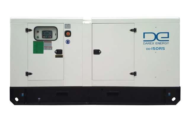 Дизельный генератор DE-150RS-Zn 108 кВт (оцинкованный)