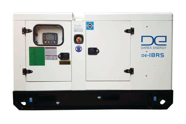 Дизельный генератор DE-18RS-Zn 12,8 кВт (оцинкованный)
