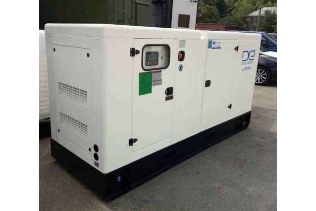 Дизельный генератор DE-210RS-Zn 150 кВт (оцинкованный)