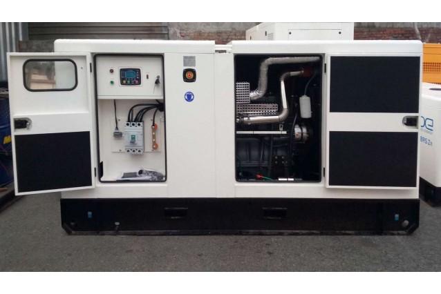 Дизельный генератор DE-225RS-Zn 160 кВт (оцинкованный)