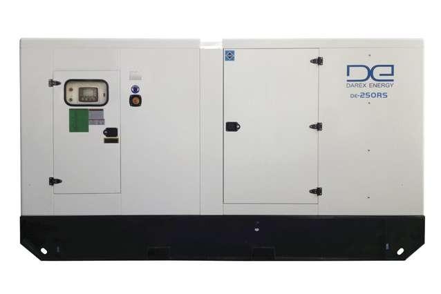 Дизельный генератор DE-250RS-Zn 180 кВт (оцинкованный)