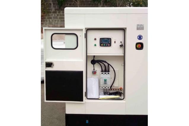 Дизельный генератор DE-275RS-Zn 200 кВт (оцинкованный)