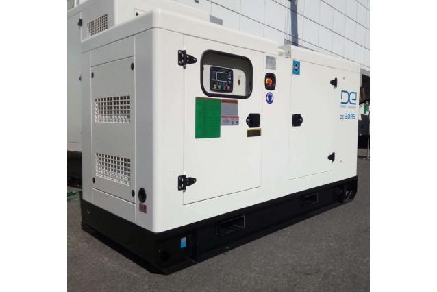 Дизельный генератор DE-30RS-Zn 22 кВт (оцинкованный)