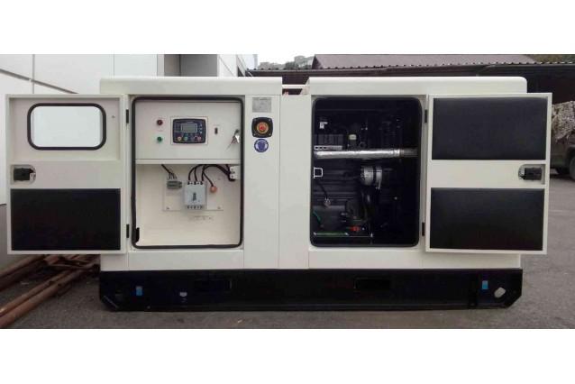 Дизельный генератор DE-42RS-Zn 30 кВт (оцинкованный)