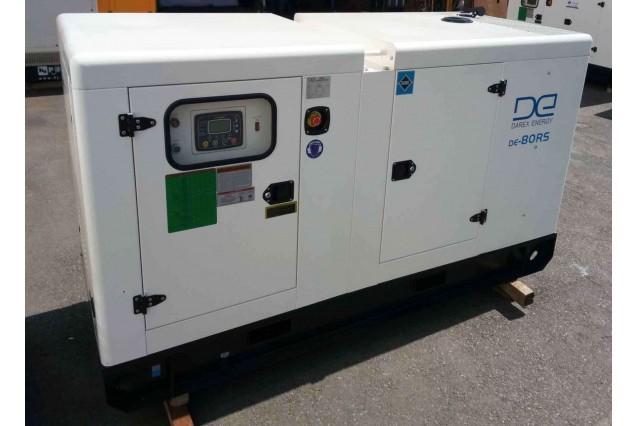 Дизельный генератор DE-80RS-Zn 57 кВт (оцинкованный)