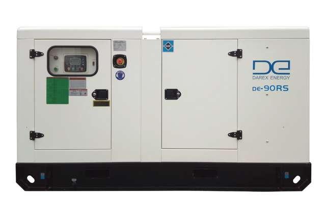 Дизельный генератор DE-90RS-Zn 64 кВт (оцинкованный)