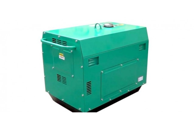 Дизельный генератор KDE 5500 T