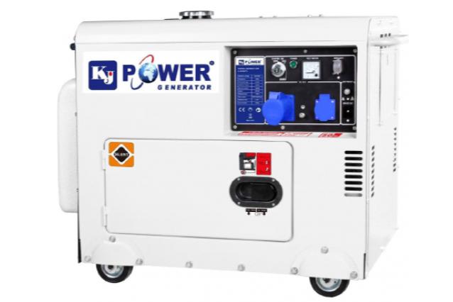 Дизельный генератор KJ7500T