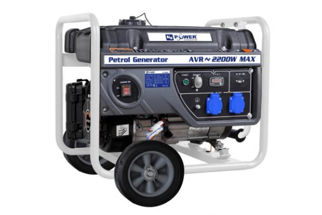 Бензиновый генератор KJG3400