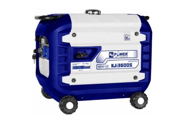 Дизельный генератор KJI3600S
