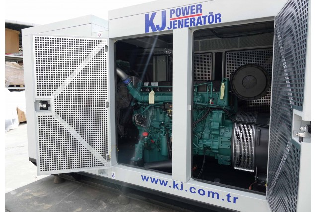 Дизельный генератор KJV650