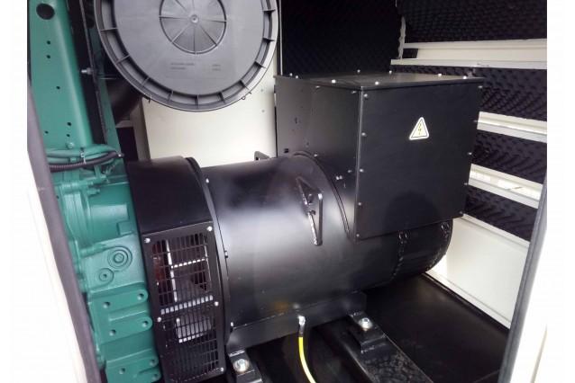 Дизельный генератор KJV700