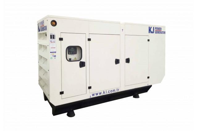 Дизельный генератор KJV200