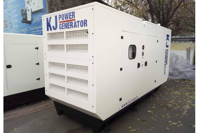 Дизельный генератор KJV385