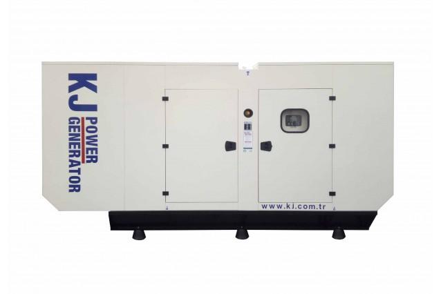 Дизельный генератор KJV500
