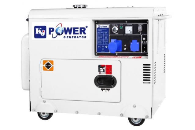 Дизельный генератор KJ6500T