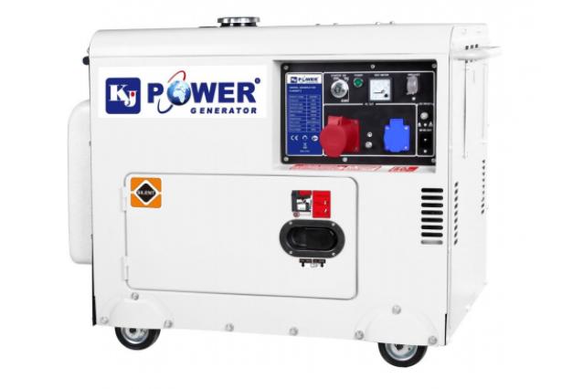 Дизельный генератор KJ6500T3