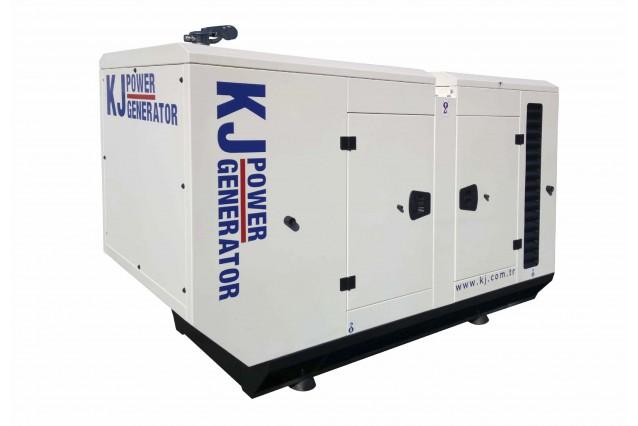 Дизельный генератор KJK-50