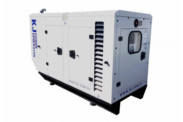 Дизельный генератор KJK-27.5