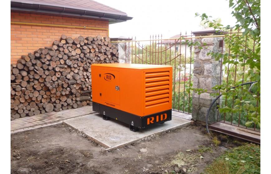 Зачем нужны бытовые дизельные генераторы?