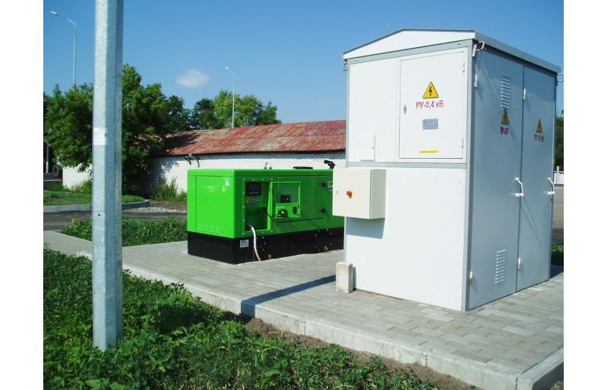 Установка дизельных электростанций на открытом воздухе - что нужно знать?