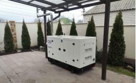 Дизельного генератора для дома