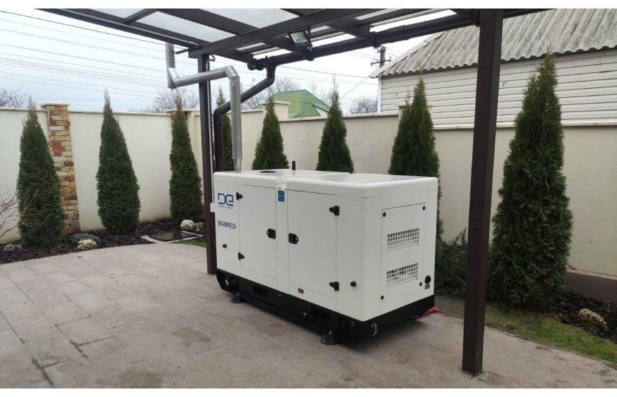 Дизельный генератор для дома