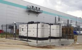 Використання дизельних електростанцій і генераторів