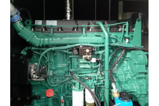 Дизельный генератор DE-770VS