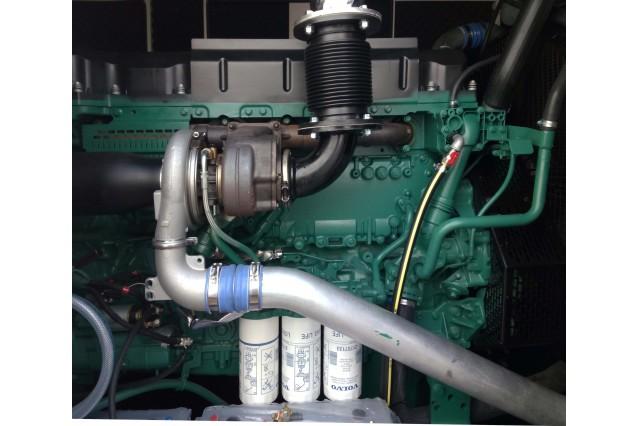 Дизельный генератор DE-450VS