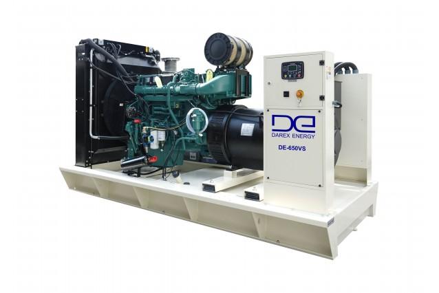 Дизельный генератор DE-650VS