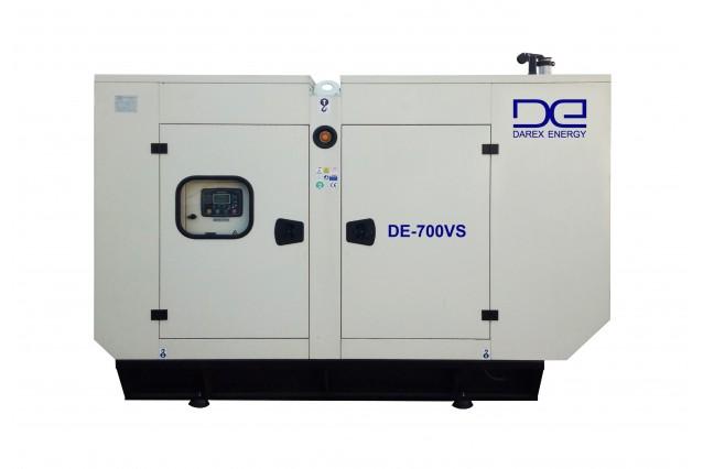 Дизельный генератор DE-700VS