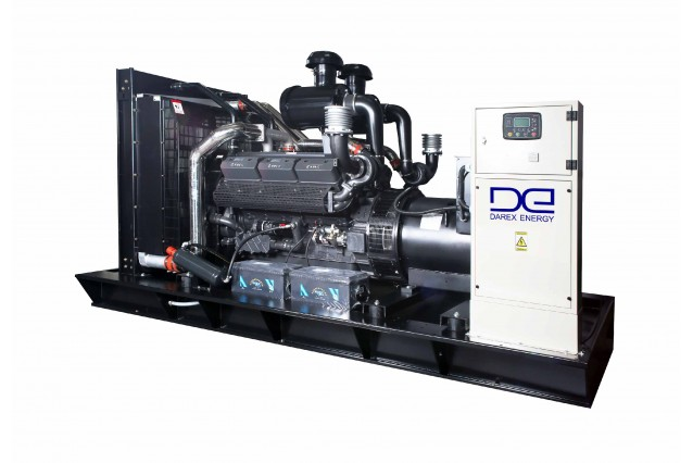 Дизельный генератор DE-600SS