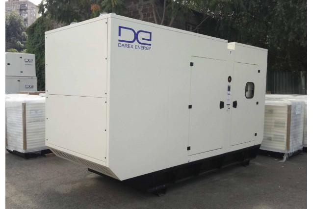 Дизельный генератор DE-200SS