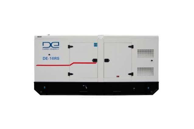 Дизельный генератор DE-12RS-Zn (оцинкованный)