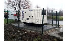 Дизельний генератор на 64 кВт для АЗС «AMIC»
