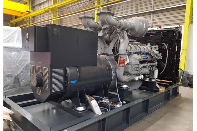Дизельный генератор DE-300PS