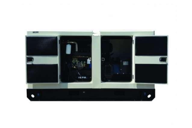 Дизельный генератор DE-110RS-Zn (оцинкованный)
